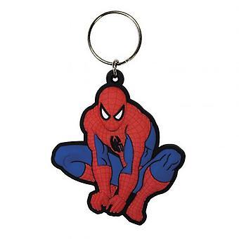 Spider Man Keyring