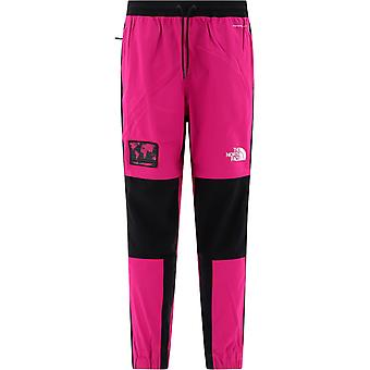 The North Face Nf0a4aljzdn1 Men's Fuchsia Nylon Pants