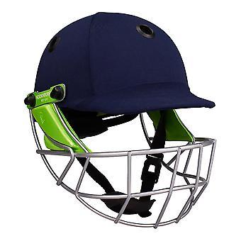 Kookaburra Cricket Pro 600 Helm Senior Grade 3 Gecertificeerde Hoofddeksels Bescherming