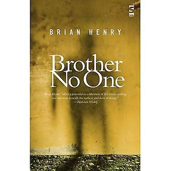 Brother No One (Salt Modern Poets)