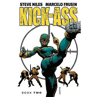 Kick-Ass - The New Girl Volume 2 by Steve Niles - 9781534310643 Book