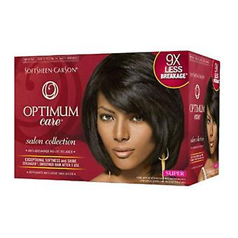 Optimum Care Anti-Breakage Conditioning No-Lye Relaxer System Super