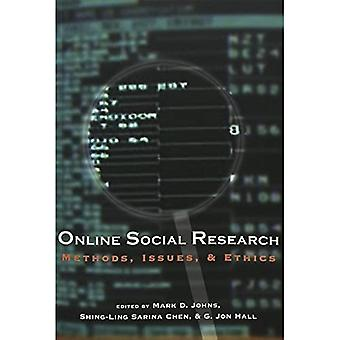 Online Social Research (Digital Formations (Paperback))