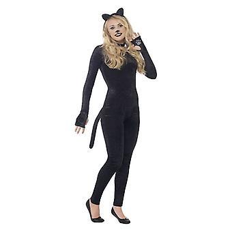 Jenter Cat kjeledress Fancy kjole kostyme