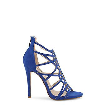 Arnaldo Toscani Women Blue Sandals -- 1218477936