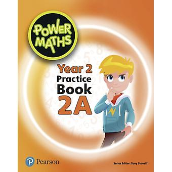 Power Maths Year 2 Pupil Practice Book 2A