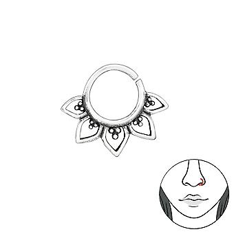 Bali - 925 Sterling Silver Nose Studs - W39069x