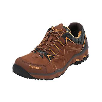 Treksta LIBERO GTX M'S Men's Sports Shoes Brown Sneaker Turn Shoes