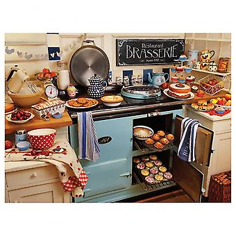 Home Cooking 1000 Piece Jigsaw Puzzle