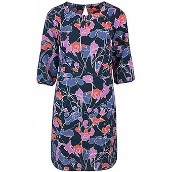 Bianca Floral Design Shift Dress