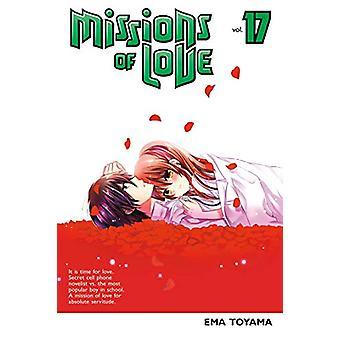Tehtävät Love 17 Ema Toyama - 9781632366788 Kirja