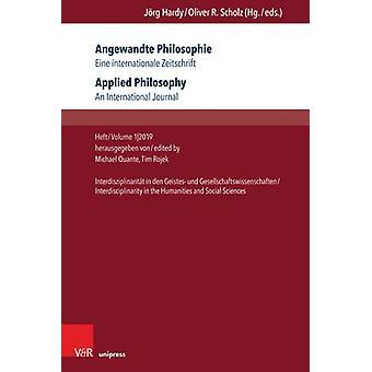 Angewandte Philosophie. Eine internationale Zeitschrift. - Heft/Volume