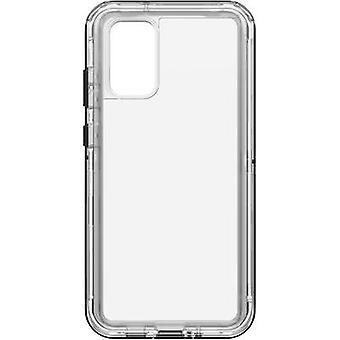 LifeProof Next Back cover Samsung Galaxy S20+ Black (transparent)