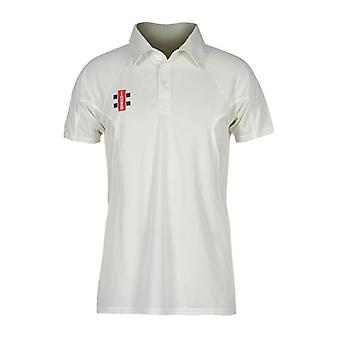 Gray Nicolls Storm Junior Cricket Shirt