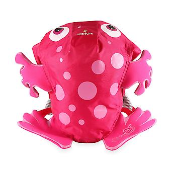 Littlelife SwimPak - Frog Pink