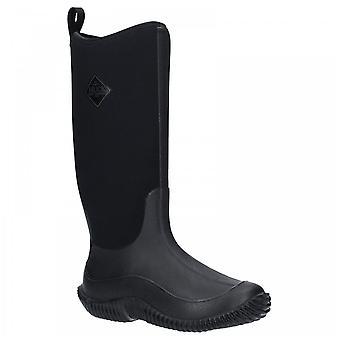 Muck Boots Dames Hale Tall Black Sportieve multi-seizoensgebonden Wellington Boots
