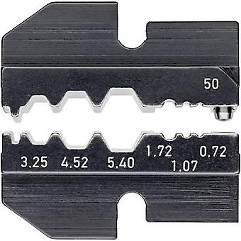Knipex 97 49 50 كريمب موصل Coax RG174، RG58، RG188، RG316 مناسبة للعلامة التجارية Knipex 97 43 200، 97 43 E، 97 43 E AUS، 97 43 E المملكة المتحدة، 97 43 E US