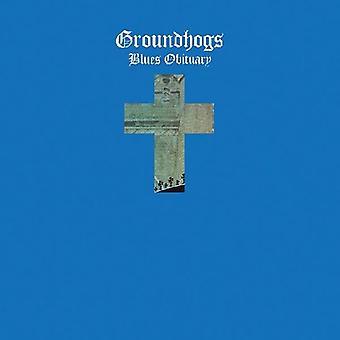 Groundhogs - Blues Obituary [CD] USA import