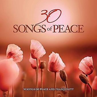 Various Artist - 30 Songs of Peace [CD] USA import