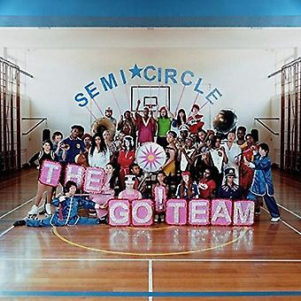 Go Team - Semicircle [CD] USA import