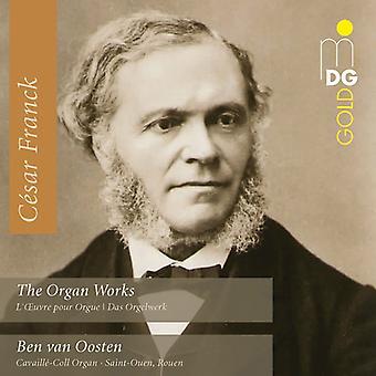 Franck / Oosten - Organ Works [CD] USA import