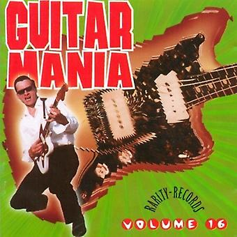 Various Artist - Guitar Mania Vol. 16 [CD] USA import