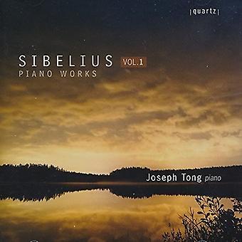 Sibelius / Tong, Joseph - Piano Works 1 [CD] USA import