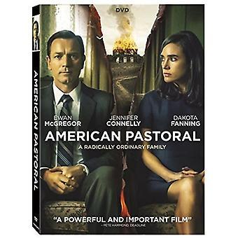 Importación de Estados Unidos Pastoral americano [DVD]