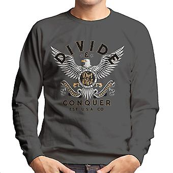 Divide & Conquer Outfitters Eagle Men's Sweatshirt