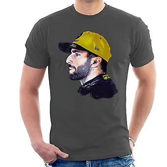 Motorsport Images Daniel Ricciardo Men's T-Shirt