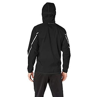 Peak Velocity Men's Standard Emergency Jacket, Preto, Médio - Vine