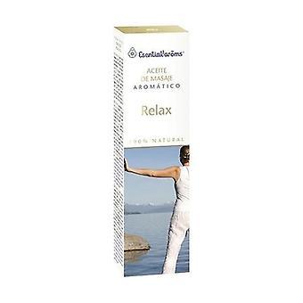 Esentialaroms Relax Massage Olie 50 ml olie