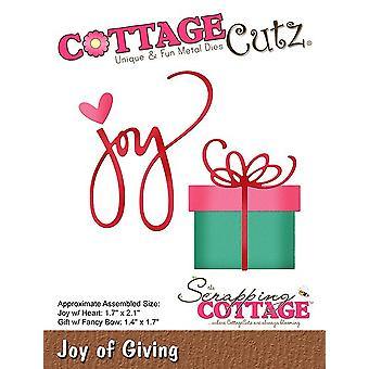 Scrapping Cottage Joy of Giving