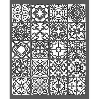 Paksu kaavain 15x25cm Azulejos (KSTD046)