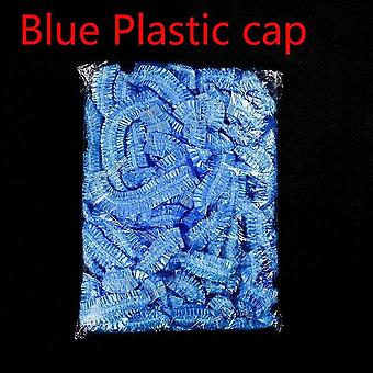 Disposable Plastic Shower Waterproof  Cap