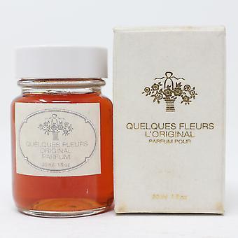 Quelques Fleurs L'original by Houbigant Parfum/Perfume 1oz/30ml Splash New