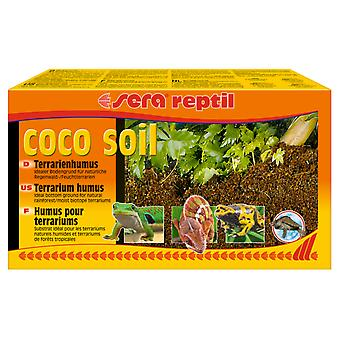 Sera Reptil Soil Fibras de Coco para Terrarios Húmedos (matelijat, sängyt ja riippumatot)