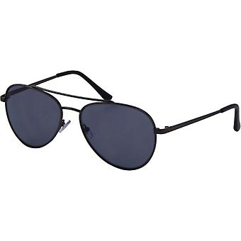 Sunglasses Unisex Casual Kat. 3 black/grey (7290)
