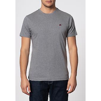 Keyport Grey Mineral Marl T-Shirt