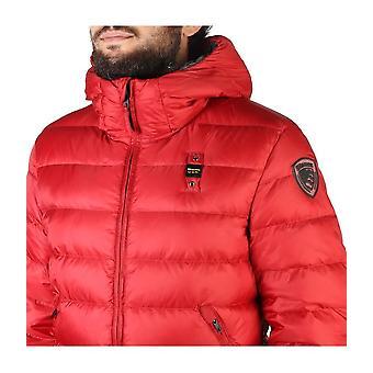 Blue - Clothing - Jackets - 19WBLUC03035-005046_562BT - Men - Red - XXL