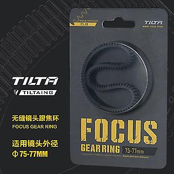 Seamless Focus-gear Ring-360 ° Rotation Silent-follow Focus-ring For Slr Dslr Camera Accessories
