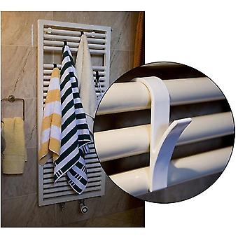 Storage Hanging Towel Mop Hooks For Bathroom