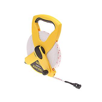 Stanley Tools Åbent Hjul glasfiber tape 60m/200ft (Bredde 13mm) STA234794