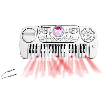 Disco Learning Keyboard