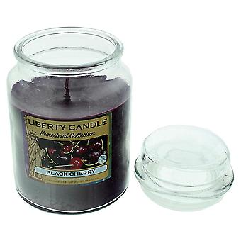 Liberty Candle Black Cherry - Scented Candle 510g
