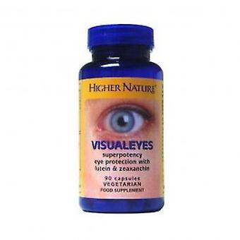 Higher Nature - Visual Eyes 30 capsule