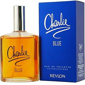 Charlie Blue by Revlon for Women 3.4 oz Eau De Toilette Spray