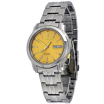 Seiko 5 Gent Watch SNKL81K1 - Stainless Steel Gents Automatic Analogue