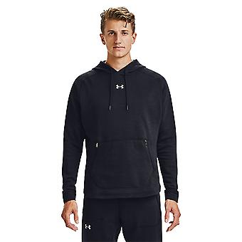 Under Armour ladattu puuvilla hupullinen fleece toppi - AW20