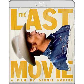 Last Movie [Blu-ray] Usa tuo